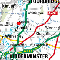 Kidderminster and Stourbridge